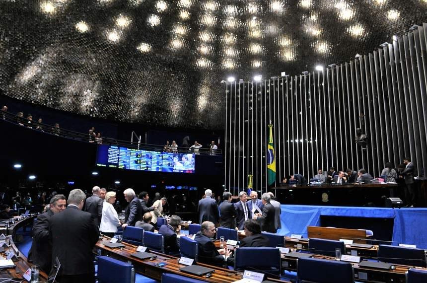 Senadores se dizem perplexos com prisão de Delcídio do Amaral
