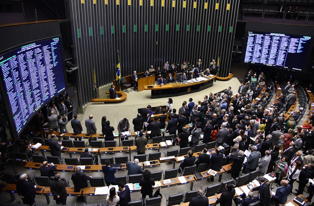 Câmara elege chapa da oposição para a comissão do impeachment
