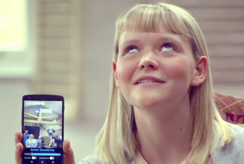 Aplicativo avisa às pessoas cegas quando alguém sorri para elas