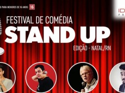 stand up natal