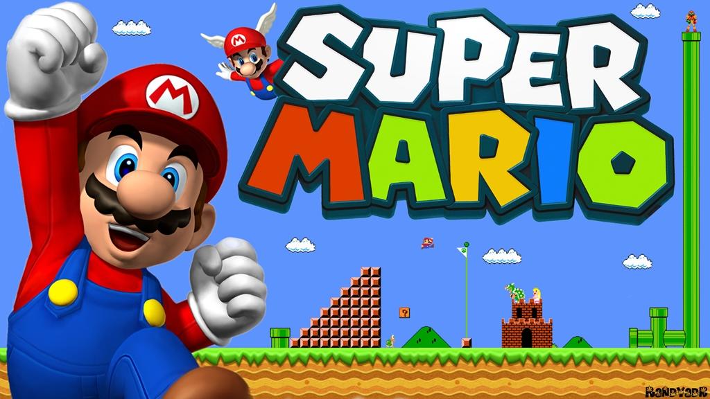 'Super Mario' completa 30 anos em setembro