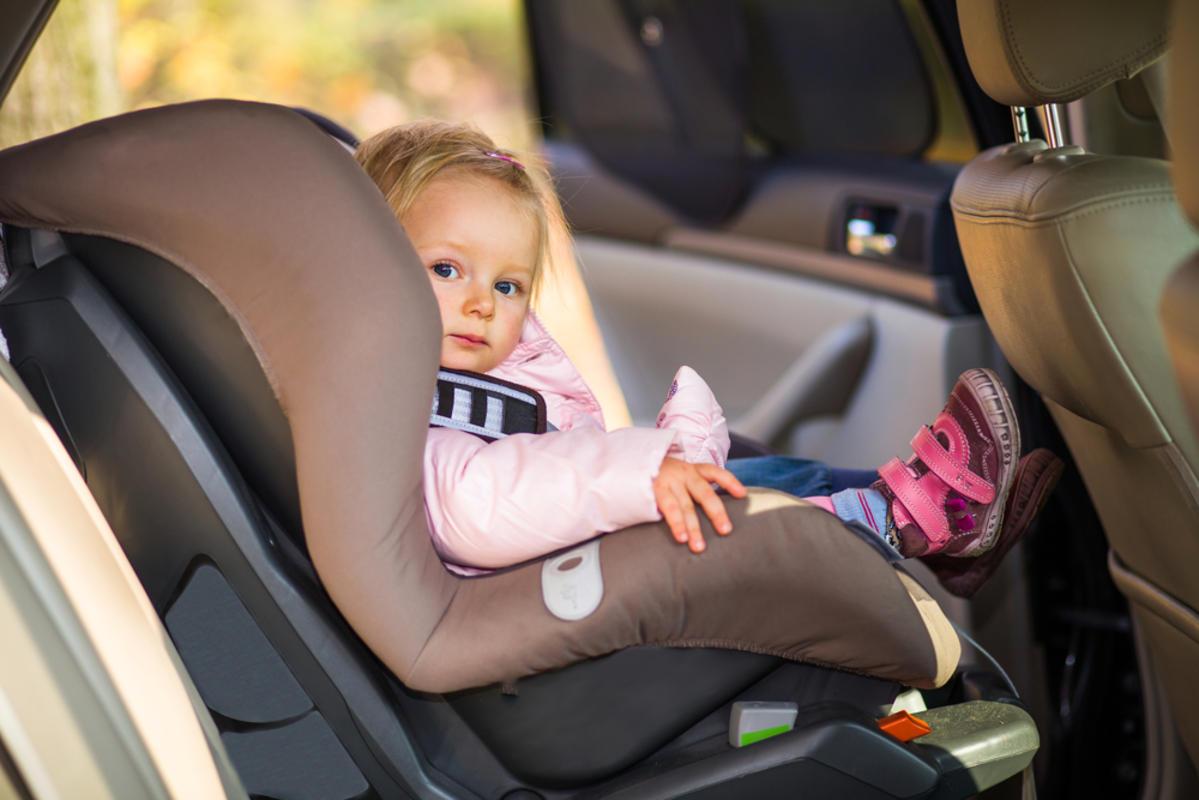 Comissão aprova certificação de assento usado para transporte de criança