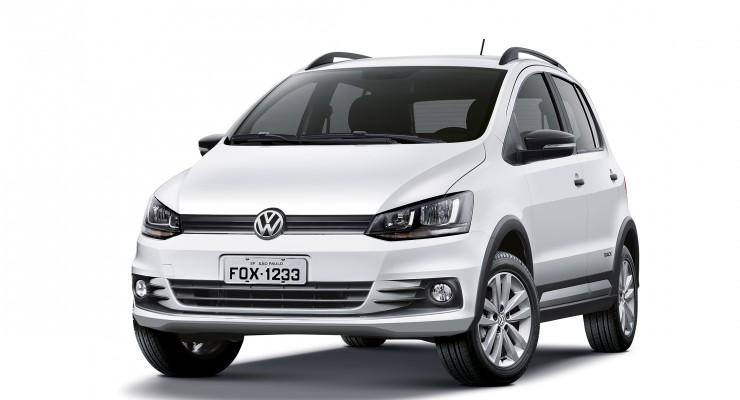 Volkswagen lança 'aventureiro' Fox Track a partir de R$ 45.390
