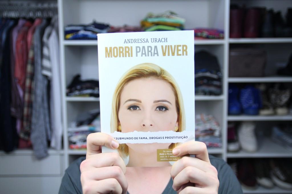 Andressa Urach lança livro polêmico na capital potiguar