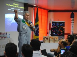 Astronauta Marcos Pontes