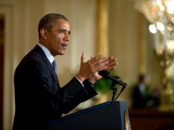 Obama considera alterações climatéricas uma ameaça para os EUA