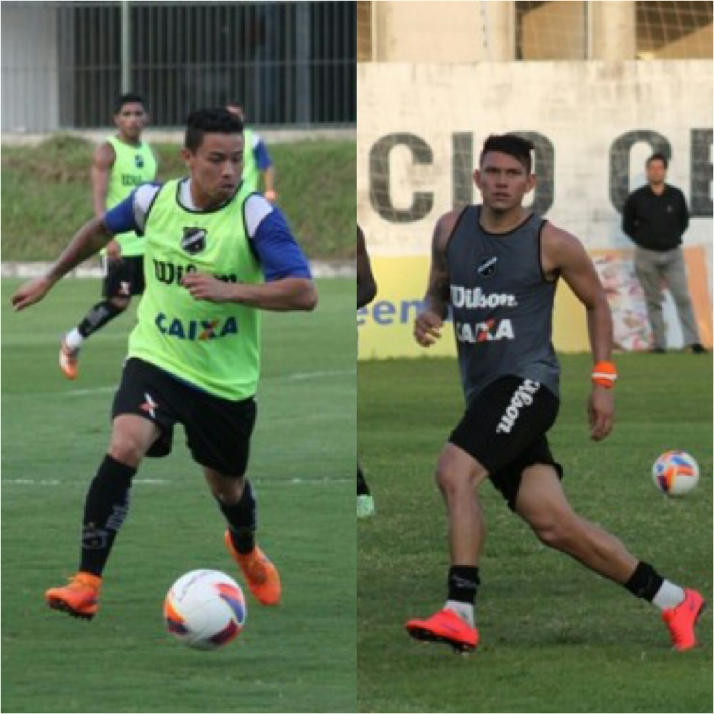 Cleyton e Rafael Oliveira acertam saída do ABC/RN