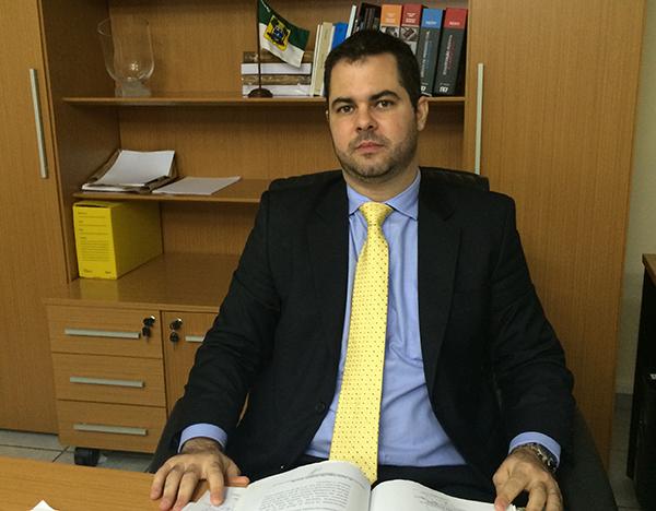 Cristiano Feitosa é o novo secretário da SEJUC