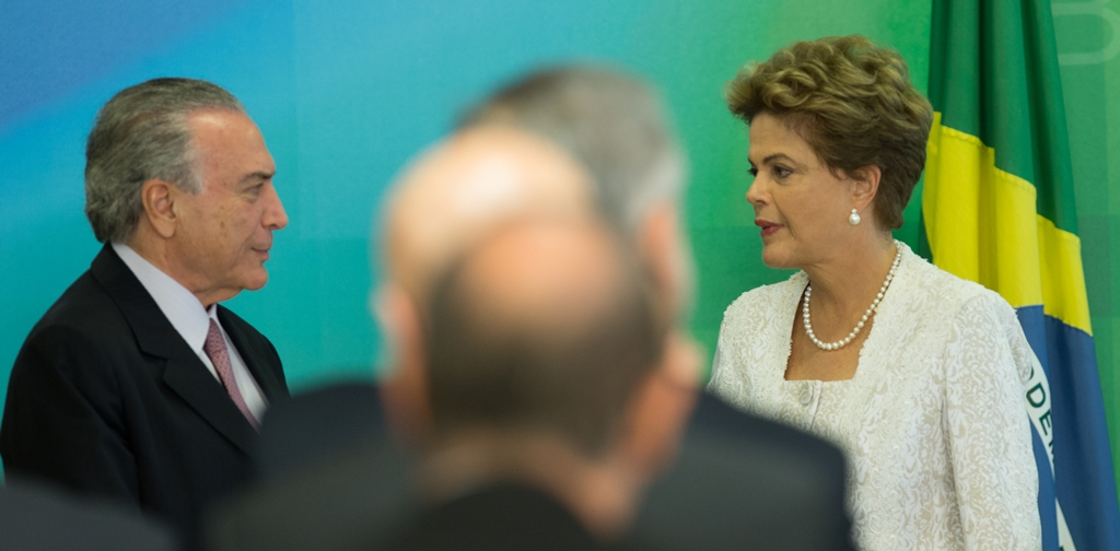 OEA notifica Temer após PT pedir suspenção do impeachmet