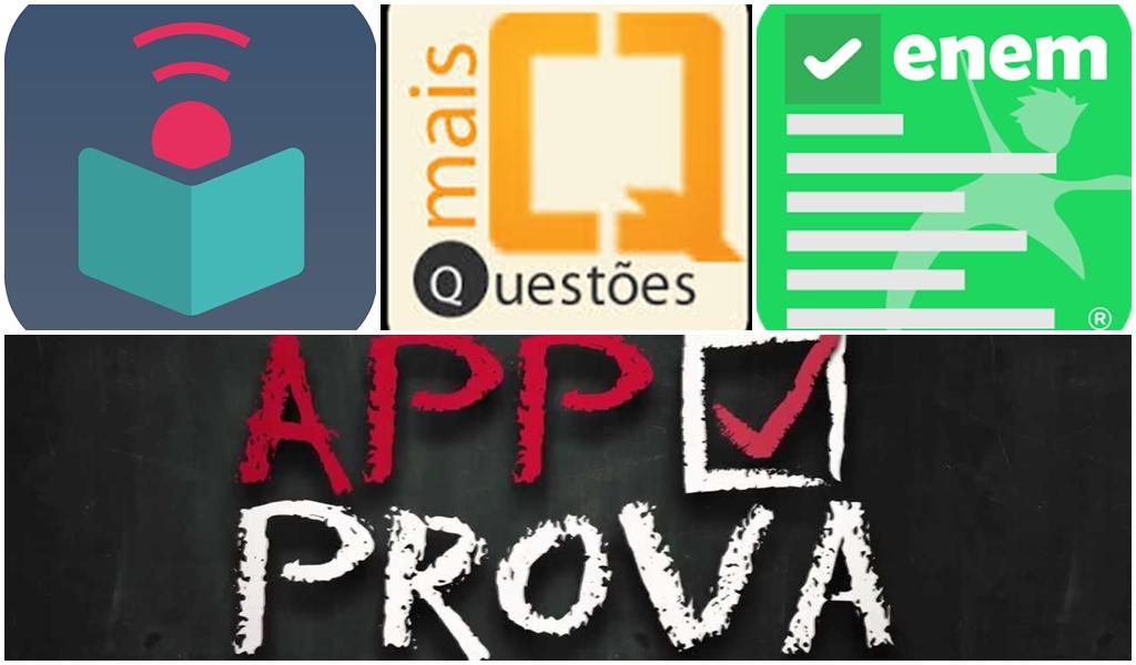 Conheça alguns aplicativos que podem ajudar no estudo para o Enem