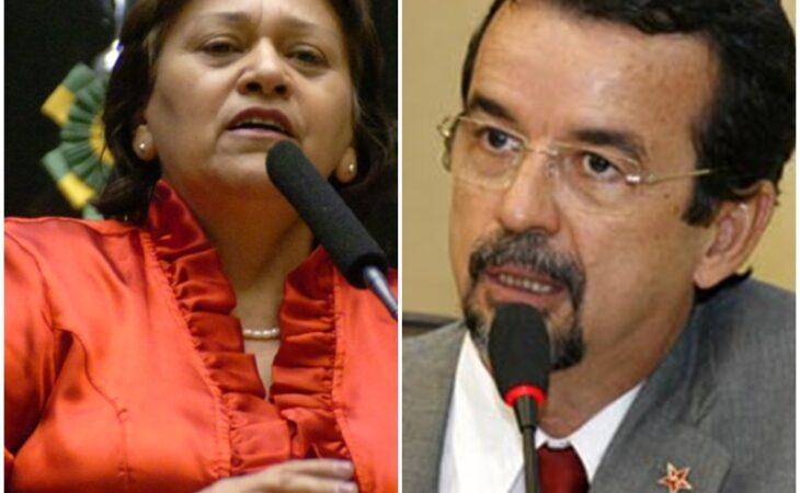 Decisão de Fátima Bezerra foi unilateral e equivocada, afirma Mineiro