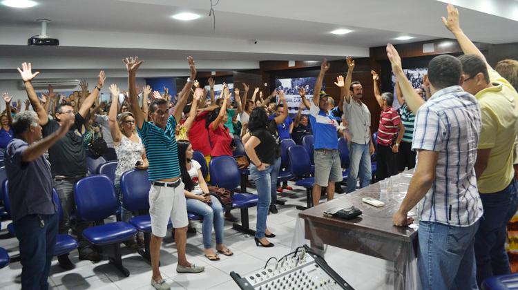 Servidores do ITEP decidem paralisar atividades no dia 4 de novembro