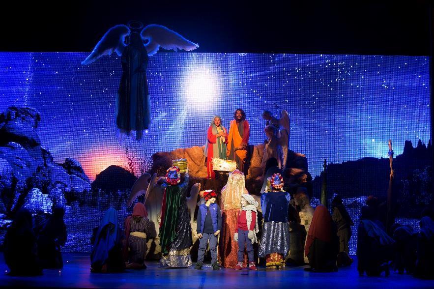 Musical 'Natal Mágico' chega ao Teatro Riachuelo