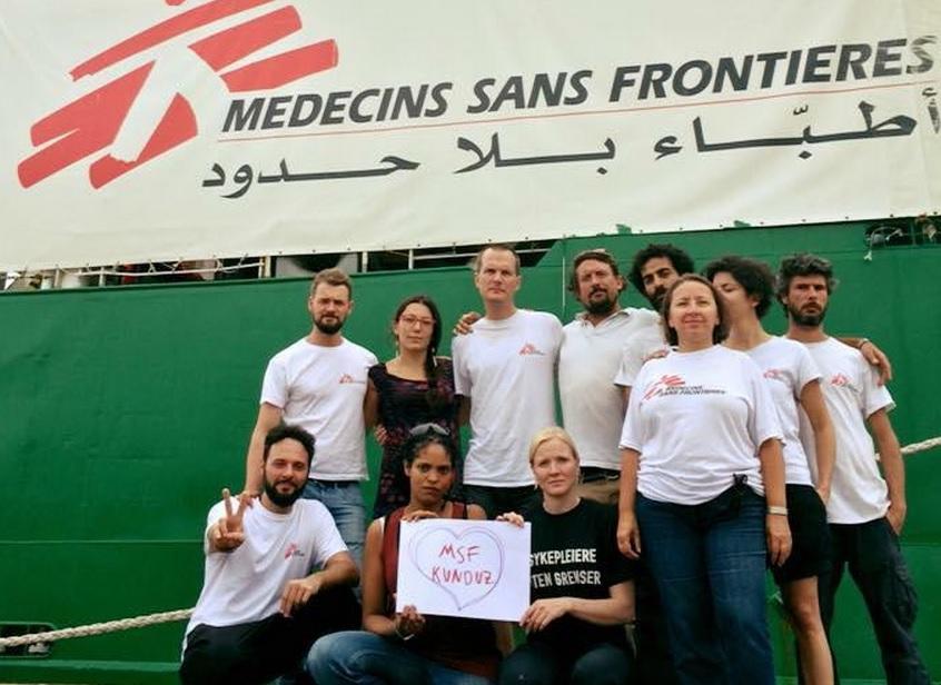 Após ataque em hospital, MSF deixa a cidade de Kundus