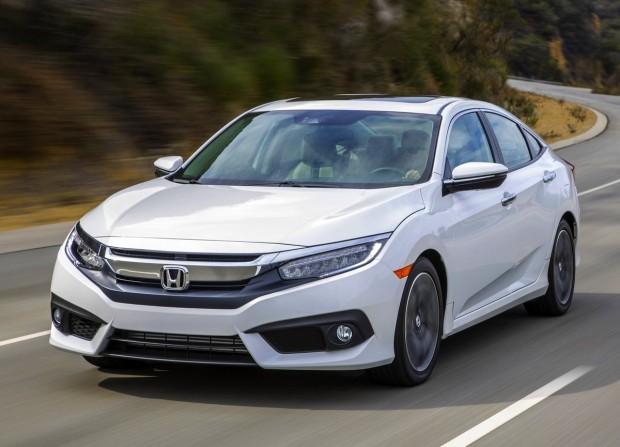 Novo Honda Civic 2016 tem detalhes revelados e preço divulgado nos EUA