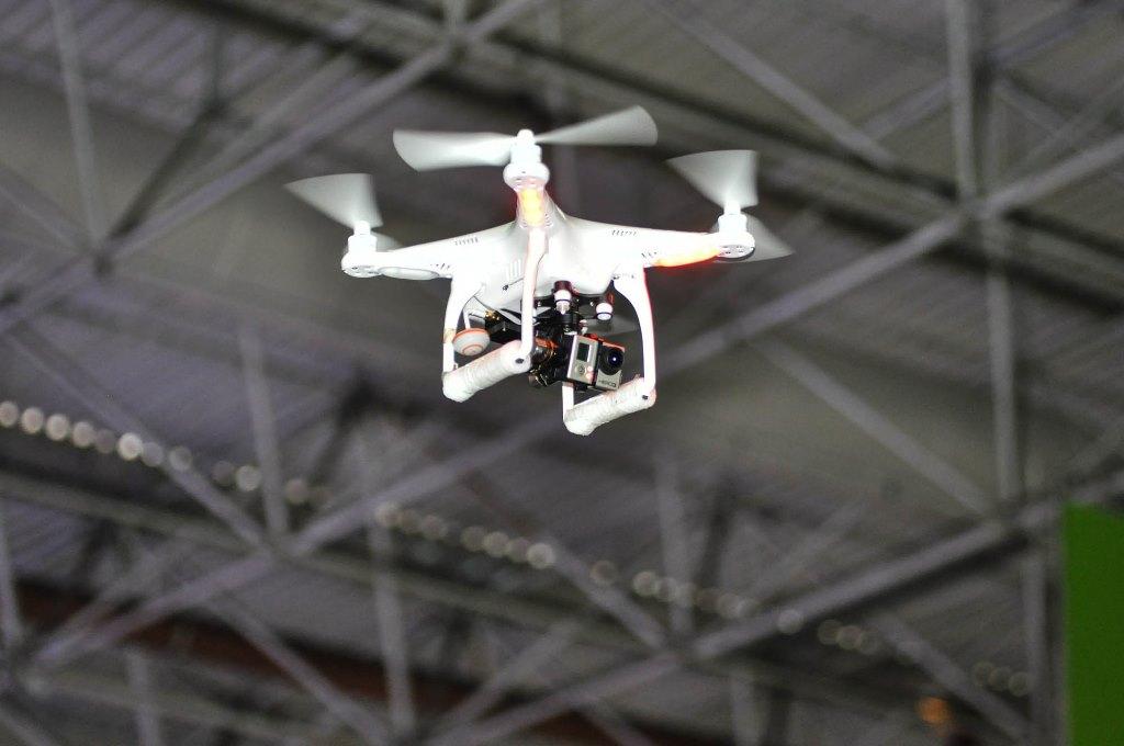 Japão quer distribuir medicamentos com drones em 2018