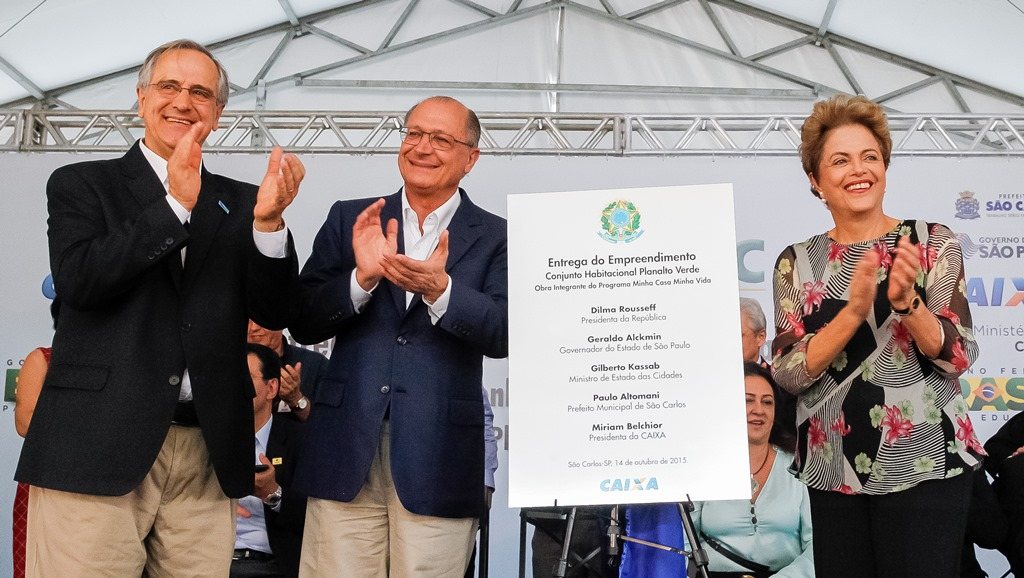 Dilma defende uso de tributos para financiar Minha Casa, Minha Vida