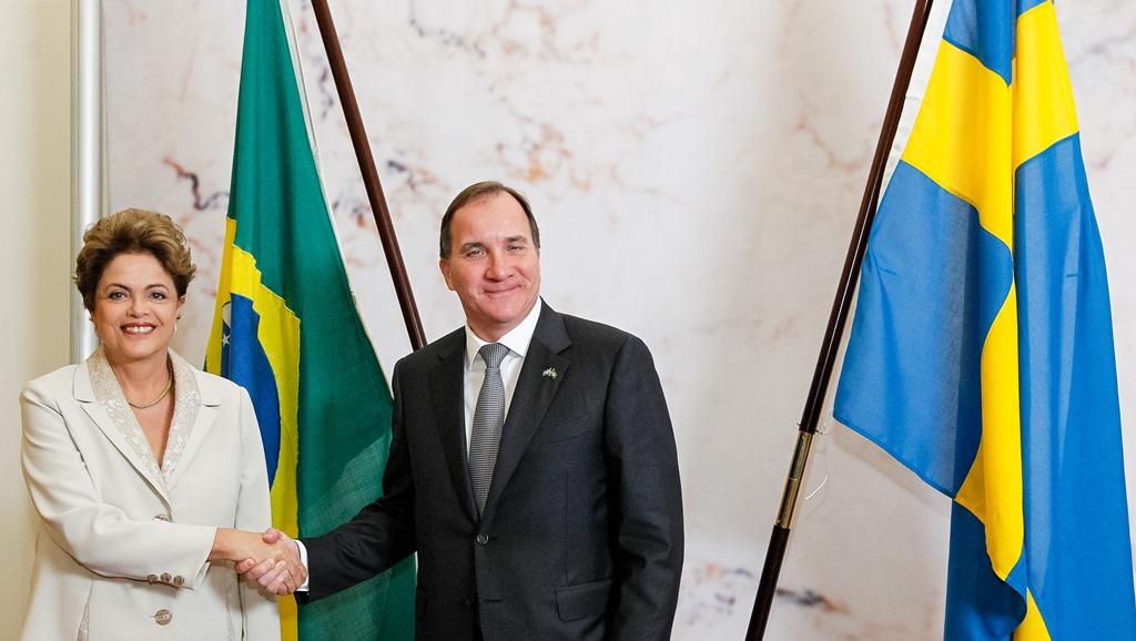 """Dilma diz a empresários que Brasil continua """"seguro"""" para investimentos"""