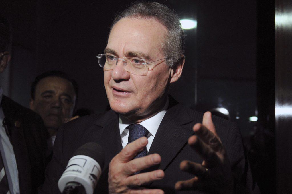 Renan concede 45 dias para governo contestar parecer do TCU sobre contas de 2014