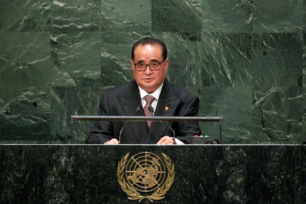 Coreia do Norte pede tratado de paz em Assembleia Geral da ONU