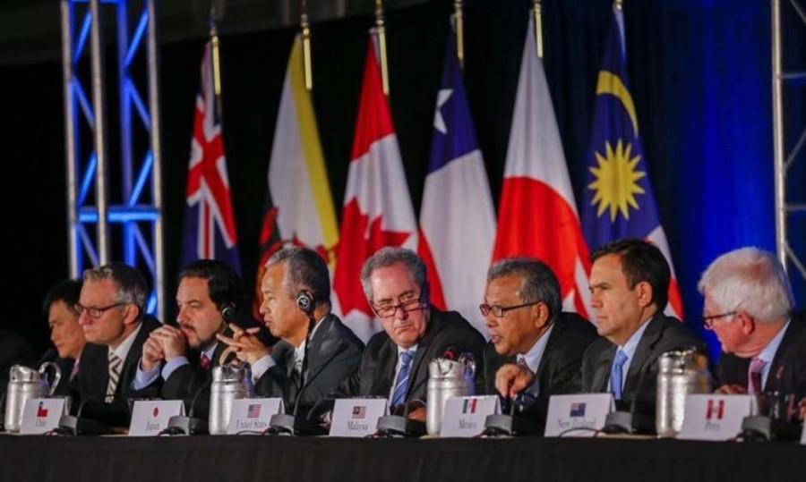 EUA e 11 países fecham maior acordo comercial da história