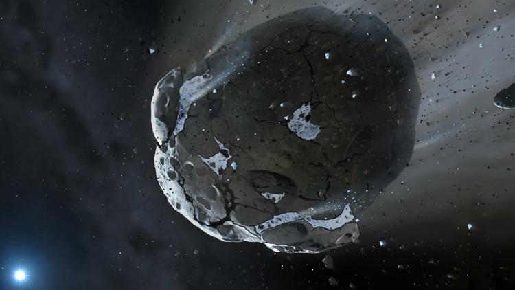 """Asteroide """"potencialmente perigoso"""" passará 'perto' da Terra no próximo dia 31 de outubro"""