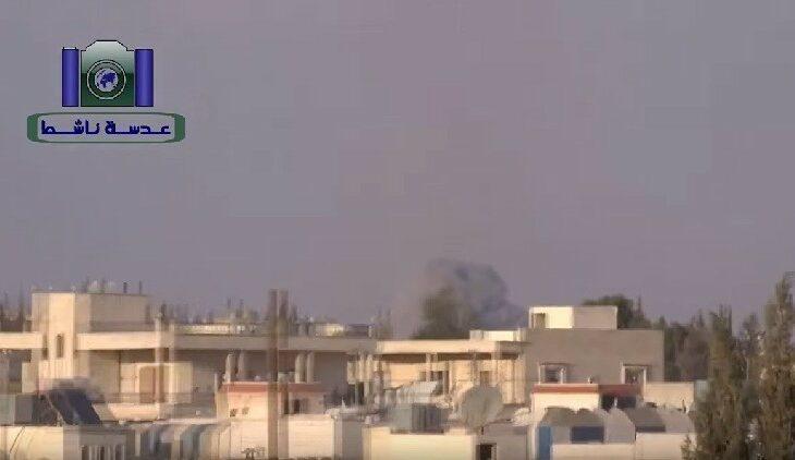 Vídeo mostra momento do ataque aéreo russo contra o Estado Islâmico na Síria