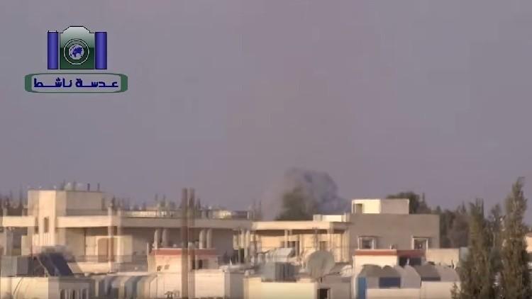 Governo da Rússia nega ter bombardeado civis na Síria