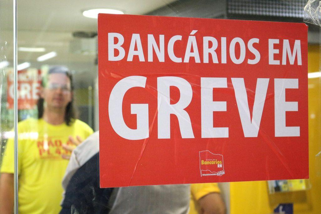 Sem acordo, greve dos bancários continua