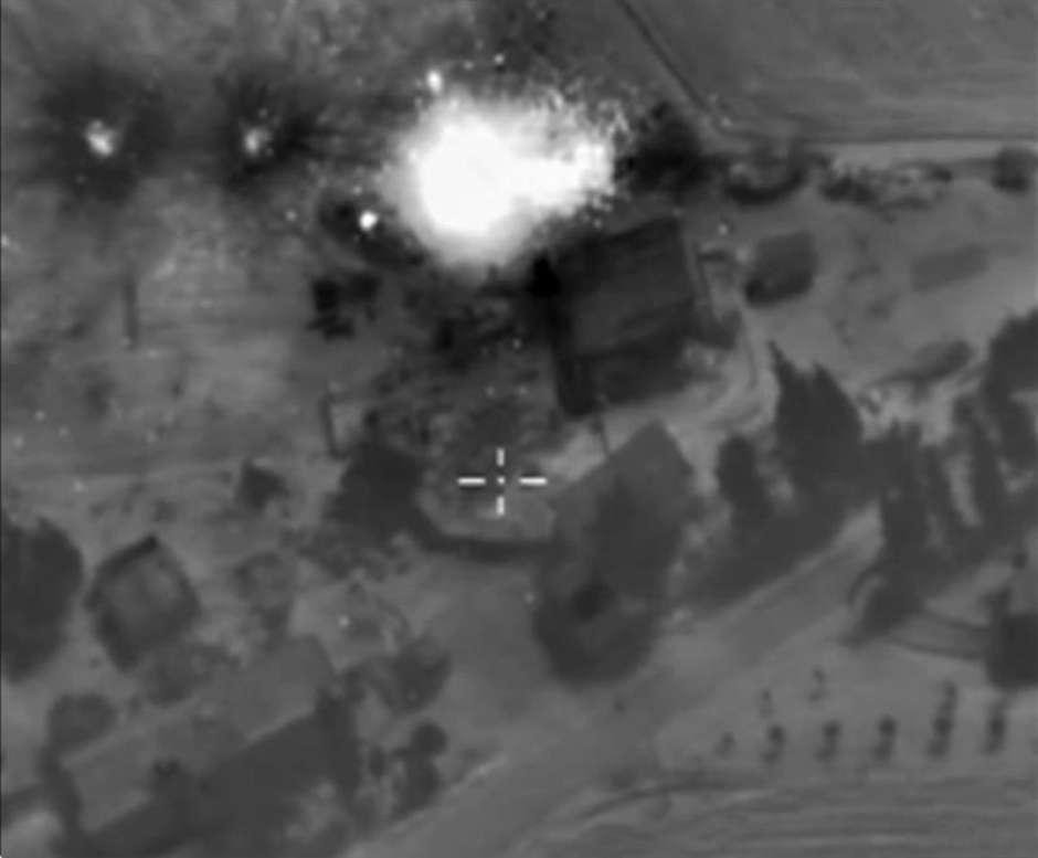 Rússia destruiu centros de comando e treino do EI, diz porta-voz