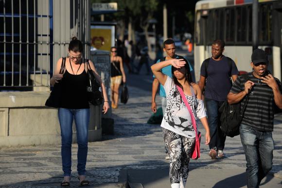 Temperatura no Rio deve passar dos 40ºC nesta sexta (16), prevê Inmet