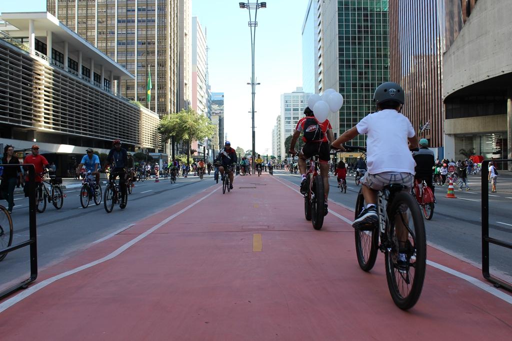 Av. Paulista ficará aberta para pedestres e ciclistas aos domingos
