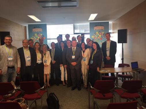 Representantes brasileiros participam de reunião sobre Cidades Inteligentes em Lisboa