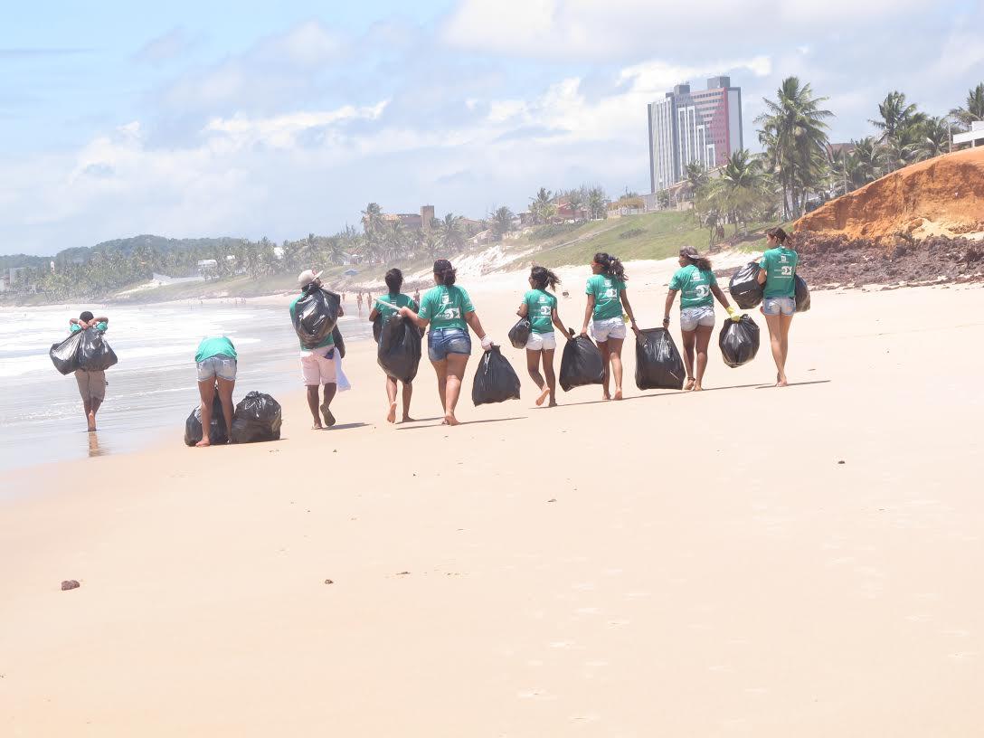 """""""Campanha Praia Limpa 2015"""" acontece neste sábado (10) no litoral sul do RN"""