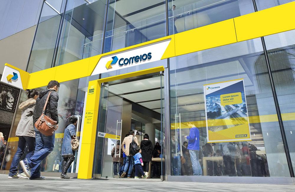 Funcionários dos Correios entram em greve nesta segunda (12)