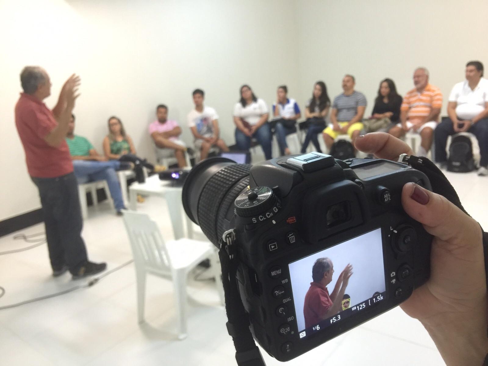 Fundação Parnamirim de Cultura oferece curso de fotografia gratuito