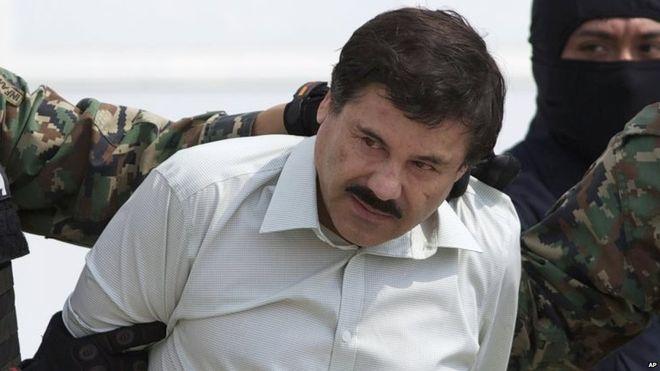 'El Chapo' escapa da polícia, mas se fere em operação
