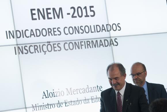 Polícia Federal faz cruzamento de dados para evitar fraudes no Enem