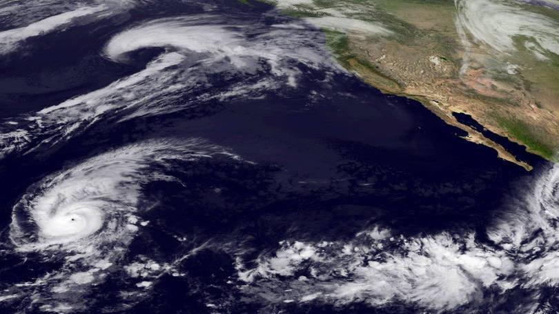 """México se prepara para passagem de furacão """"extremamente perigoso"""""""