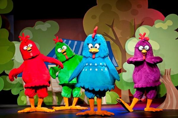 """""""Maior Show Infantil"""" é atração do dia das crianças na Festa do Boi 2015"""