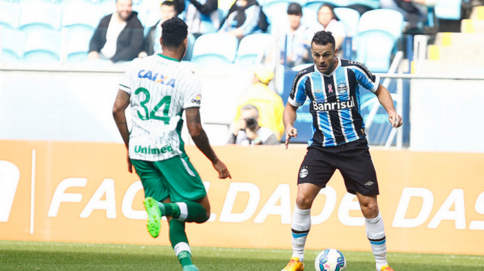 Na luta para fugir do rebaixamento, Chapecoense consegue a virada contra o Grêmio