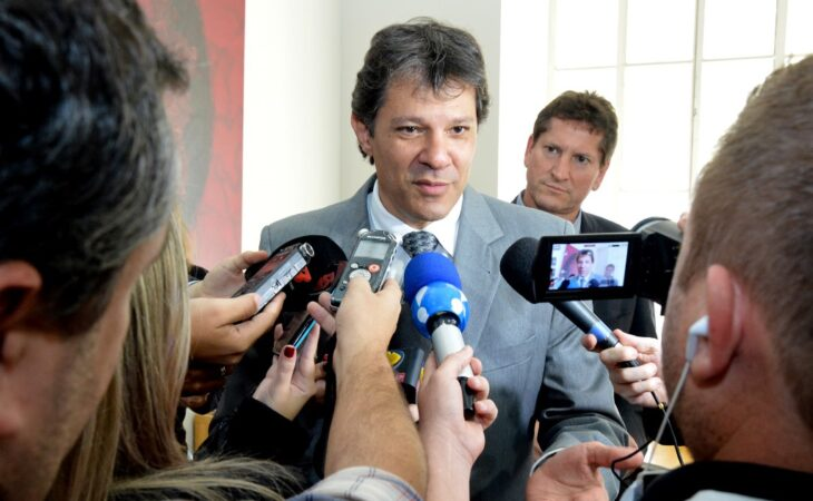 Haddad sanciona lei que permite entrada forçada em casas para combater dengue