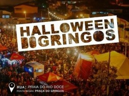 halloween do gringos
