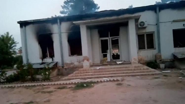 Em Kundus, ataque liderado pelos EUA mata 9 membros do Médicos Sem Fronteiras