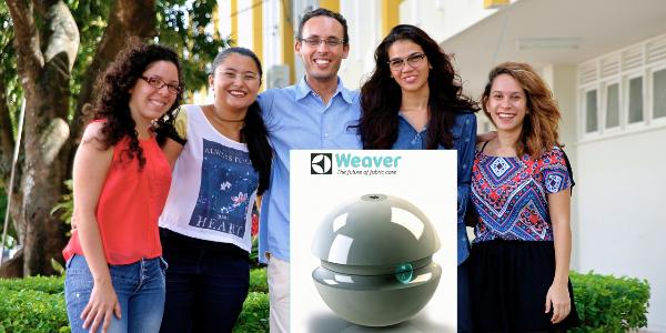 Estudante da UFRN vence prêmio mundial de design da Eletrolux