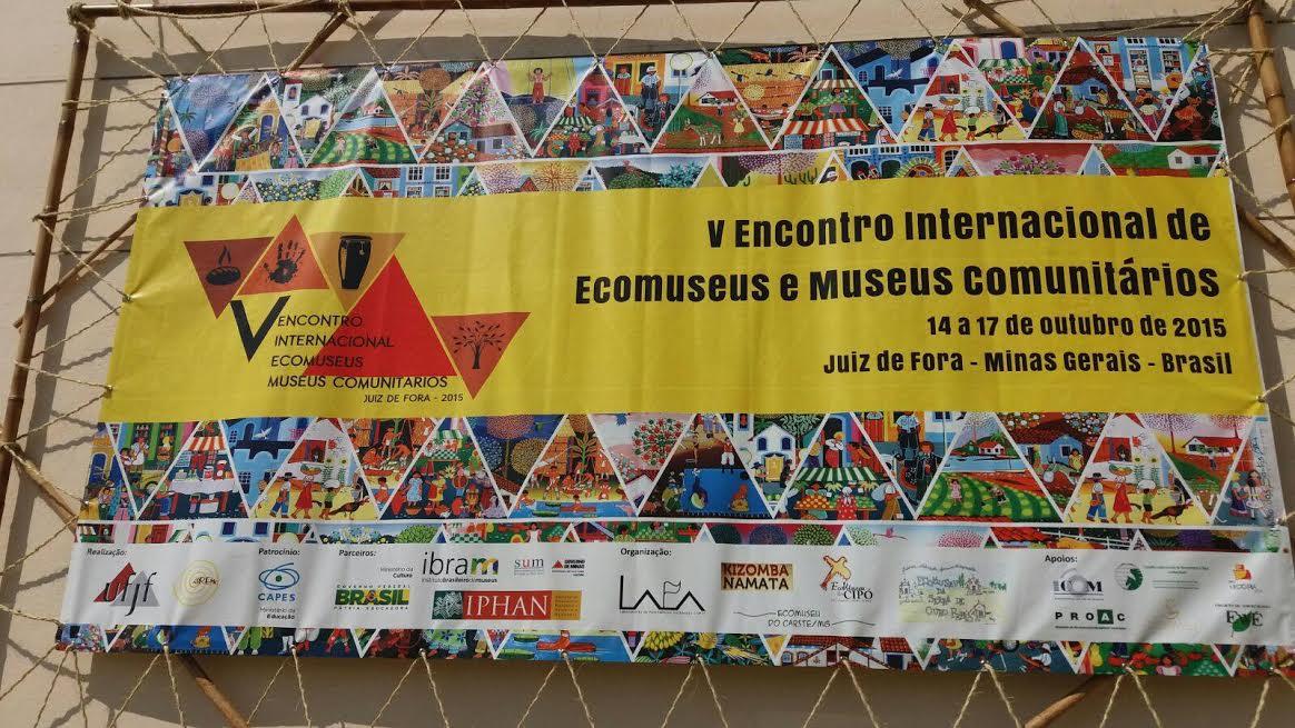 RN participa do V Encontro Internacional de Museus Comunitários