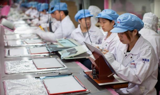 Relatório denuncia condições de trabalho em fábricas de iPhones na China
