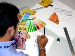 profissão de designer