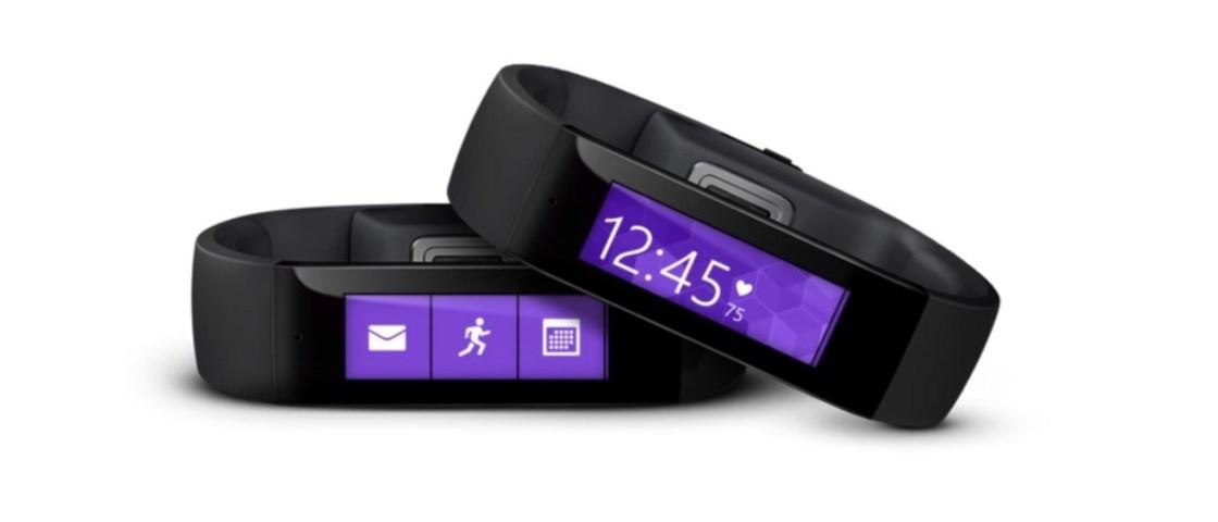 Microsoft anuncia novo celular, tablet e pulseira inteligente