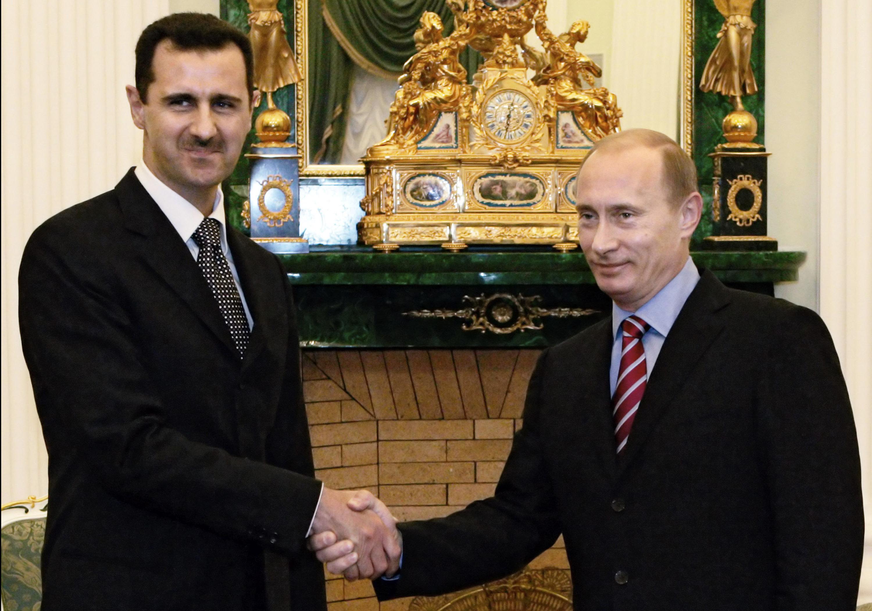 EUA criticam Putin por receber Assad 'com tapete vermelho'
